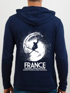 Ski Trip Hoodies - Ski Designs - Ski Design 9