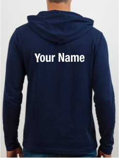 Ski Trip Hoodies - Addtional Extra - Name or Nickname on the rear
