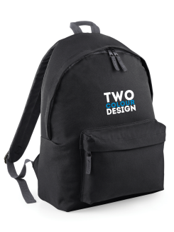 School Trip Bags - Front Option - 2 Colour Design