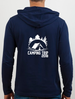 School Trip Hoodies - school trip Designs - Camping and Exploration Theme