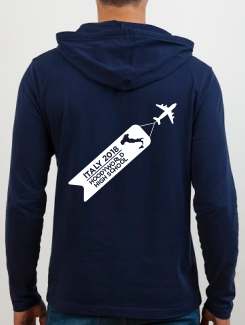 School Trip Hoodies - school trip Designs - Flight Tag Theme