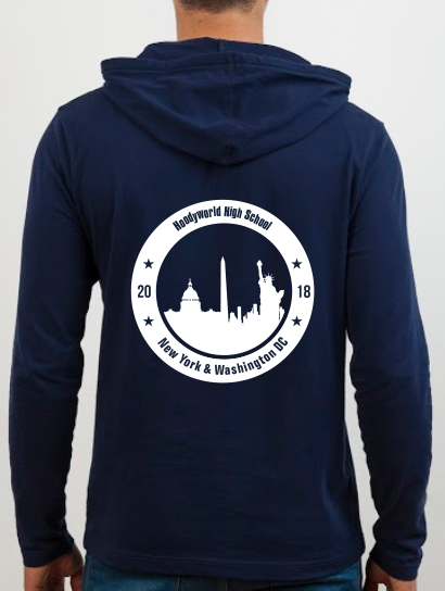 School Trip Hoodies - school trip Designs - City Theme
