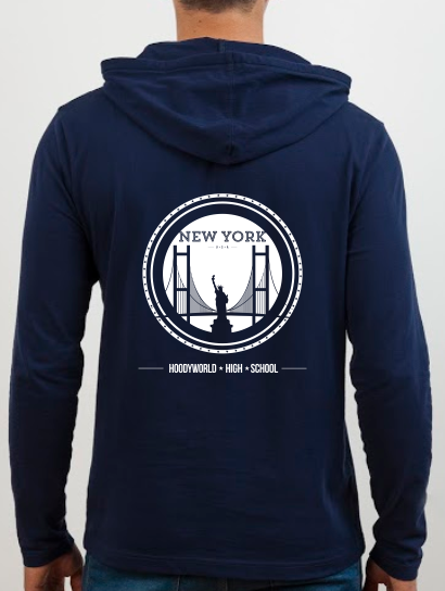 School Trip Hoodies - school trip Designs - New York Theme