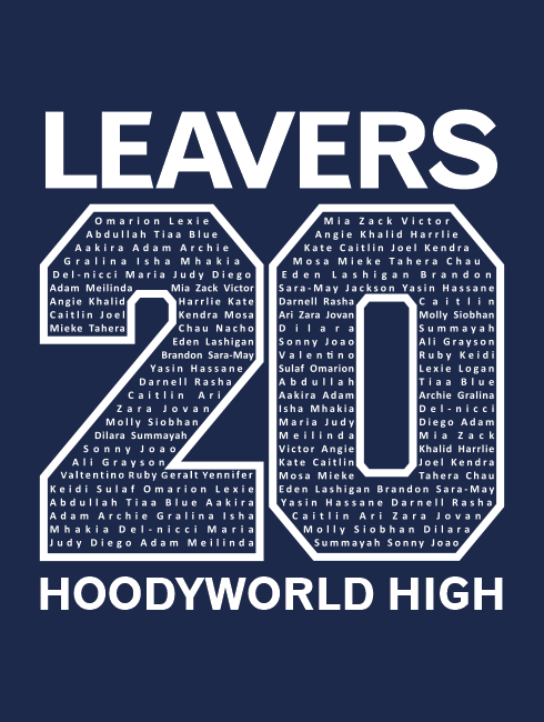 Leavers Hoodies - Leavers Page - Leavers Popular Design 1