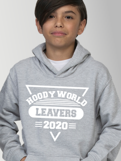 Primary School Leavers Hoodies - Front Option - Primary Large Print Three