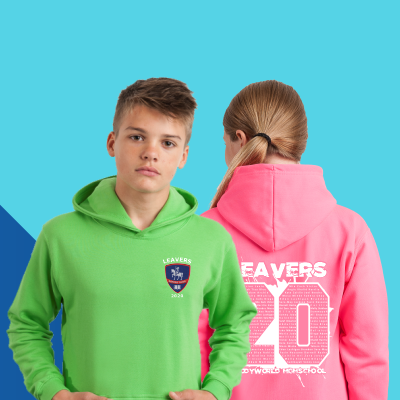 Primary Leavers Hoodies