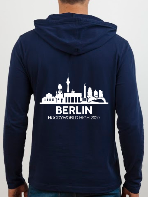 School Trip Hoodies - school trip Designs - Berlin Skyline Design