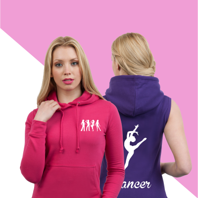 Dance Hoodies for schools