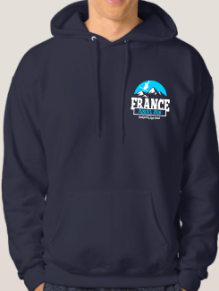 Ski Trip Hoodies - Front Option - Hoodyworld Embroidery Logo