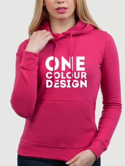 Dance Hoodies and Clothing - Front Option - Large Printed One Colour Design