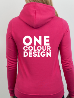 Dance Hoodies and Clothing - rear print - 1 Colour Design/Logo