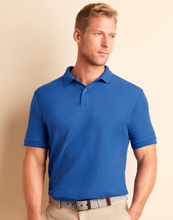 Gildan Mens Polo Shirt