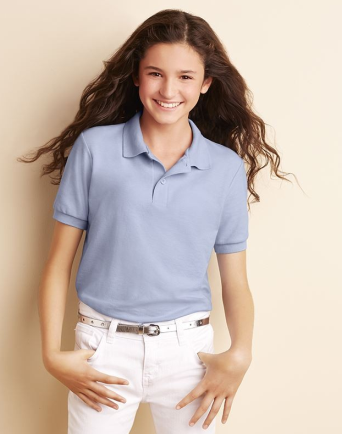 Gildan Kids Polo Shirt