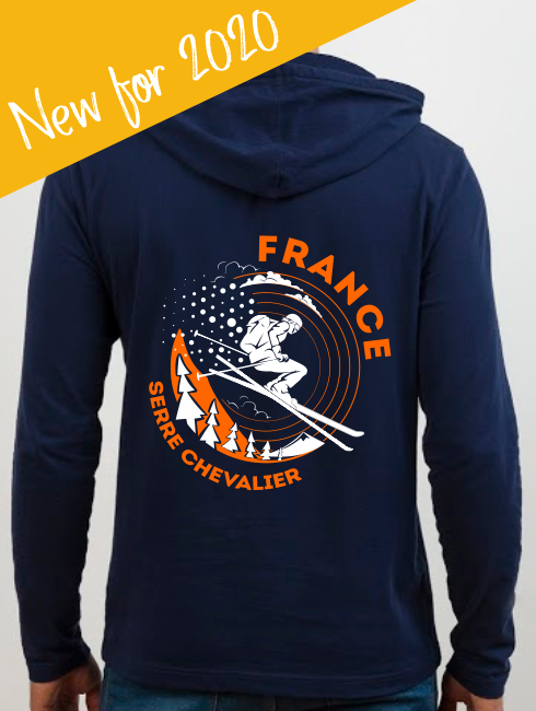 Ski Trip Hoodies - Ski Designs - New Premium Ski 3