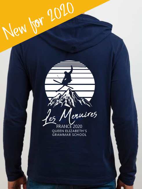 Ski Trip Hoodies - Ski Designs - NEW Ski Design 1