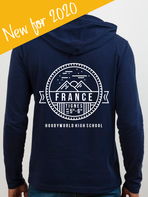 Ski Trip Hoodies - Ski Designs - NEW Ski Design 2