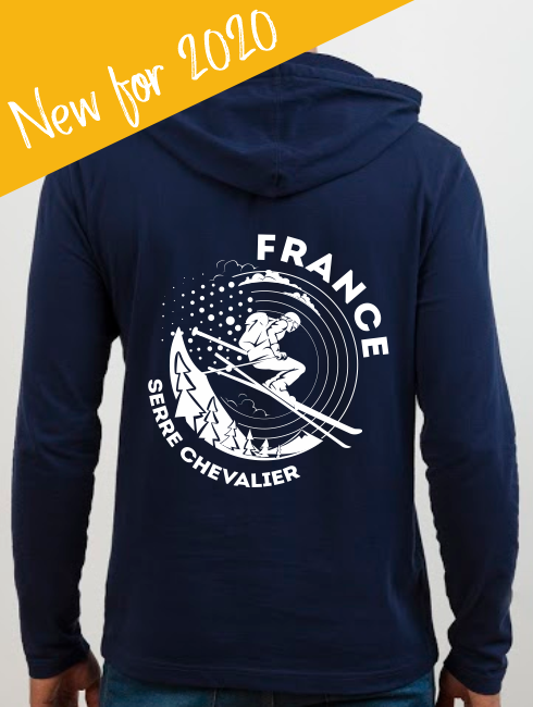 Ski Trip Hoodies - Ski Designs - NEW Ski Design 3