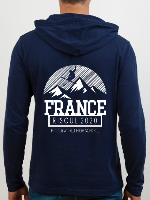 Ski Trip Hoodies - Ski Designs - Ski Design 7