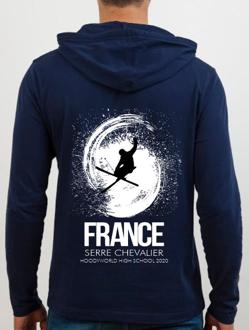 Ski Trip Hoodies - Ski Designs - Ski Design 8
