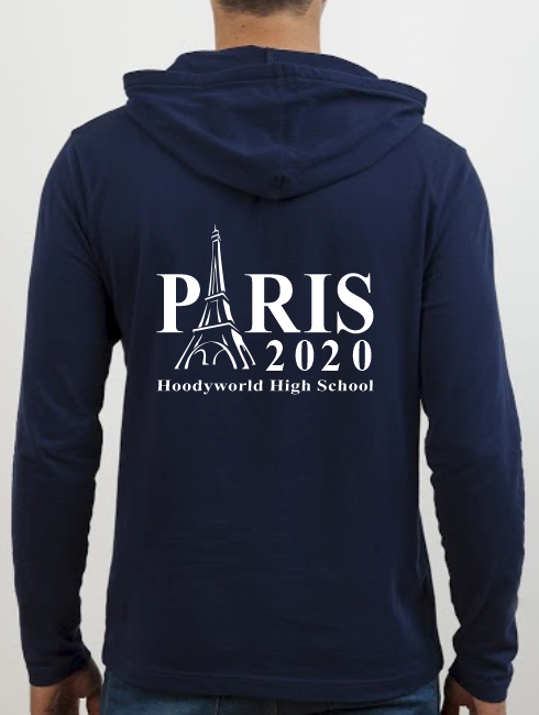 School Trip Hoodies - school trip Designs - Landmark Design Concept
