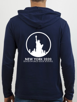 School Trip Hoodies - school trip Designs - New York Circle Design
