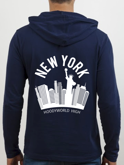 School Trip Hoodies - school trip Designs - New York Funky Design