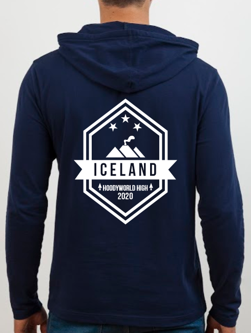 School Trip Hoodies - school trip Designs - Volcanos Theme Two