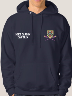 Sports and Team Hoodies - Extra - Embroidery Name, Title and Badge