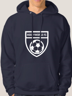 Sports and Team Hoodies - Front Option - Large Print