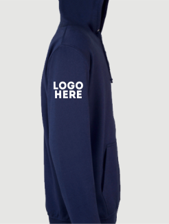 General Enquiry - Sleeve Personalisation - Printed Logo - Upper Sleeve