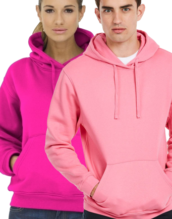Budget Unisex Soft Feel Hoody