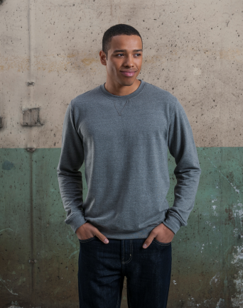 Mens Heather Sweatshirt