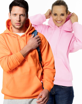 Premium Unisex Soft Feel Hoody