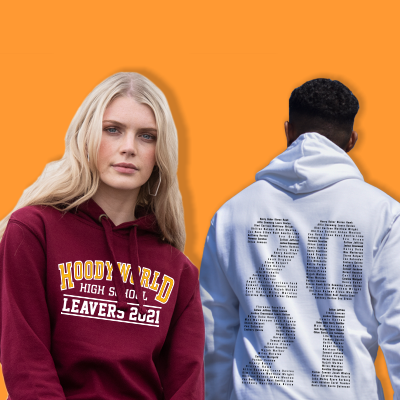 Leavers Hoodies