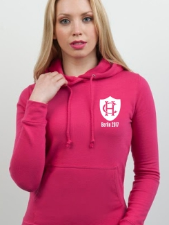 School Trip Hoodies - Front Option - Printed One Colour Logo