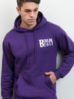 School Trip Hoodies - Front Option - Small Text Print