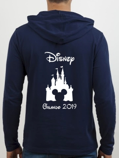 School Trip Hoodies - school trip Designs - Disney Landmark Design