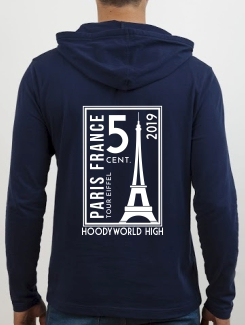 School Trip Hoodies - school trip Designs - France Stamp Design