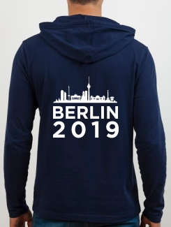School Trip Hoodies - school trip Designs - Germany Skyline Design