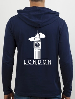 School Trip Hoodies - school trip Designs - London Landmark Design