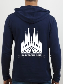 School Trip Hoodies - school trip Designs - Spain Landmark Design