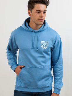 Sports and Team Hoodies - Front Option - Small Print