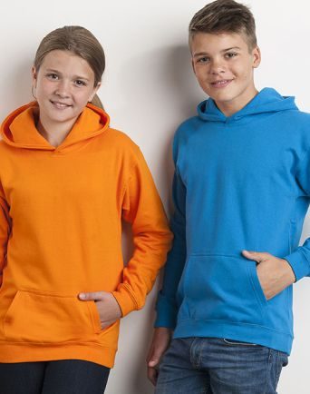 Kids College Hoody